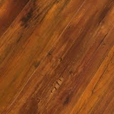 Commercial Grade Vinyl Flooring Luxury Vinyl Click Floor Plank 4mm Featherweight Smoked Hickory
