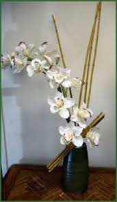 Fake Orchids Artificial Orchid Arrangement Foter