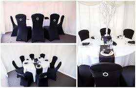 Black And White Chair Covers Wedding Chair Covers For Hire In Cork Enchanting Event Chair