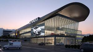 renault dubai renault car dealership madrid chapman taylor