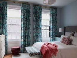 special considerations when choosing coral bedroom curtains