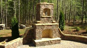 Stone Fireplace Kits Outdoor - outdoor stone fireplace kits babytimeexpo furniture