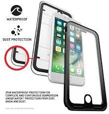 amazon com pelican marine waterproof iphone 7 plus case black