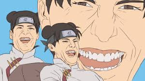 Tom Cruise Meme - my art naruto tenten tom cruise laugh meme aaahaha idek papabay