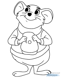 the rescuers coloring pages disney coloring book