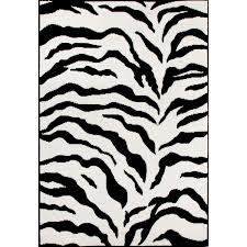 flooring cheap zebra print rug fake cowhide rug zebra print rug