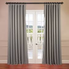 Halfpriced Drapes Half Price Drapes Aubergine Grommet Blackout Curtain Boch 201301