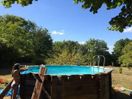 Building A Pool House Swimming Pools Building A Pool Retire In Charente