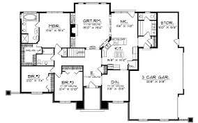 single story home plans pillar single story home plan 051d 0152 house plans and more