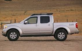 1999 Nissan Frontier Interior Used 2008 Nissan Frontier Crew Cab Pricing For Sale Edmunds