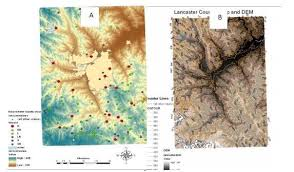lancaster county gis map gis for water resources management in nebraska a study