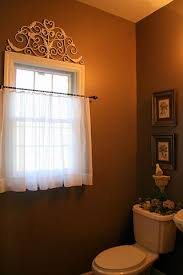bathroom curtains for windows ideas this window treatment for the home window