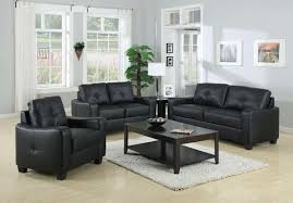 Pictures Of Living Rooms With Black Leather Furniture 20 Modern Leather Living Room Furniture Home Design Lover