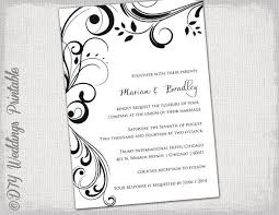 ms word invitation template cards officecom wedding invitation