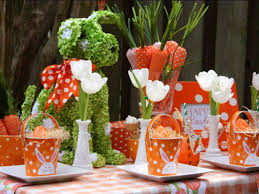 12 Easter Table Decorating Ideas Always in Trend