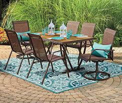 patio table and chairs big lots i found a wilson fisher ashford patio furniture collection at big