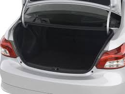 Yaris Sedan 2008 Image 2008 Toyota Yaris 4 Door Sedan Auto S Natl Trunk Size
