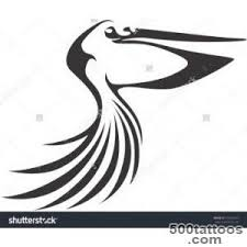 pelican tattoo designs ideas meanings images