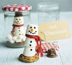 25 unique marshmallow snowman ideas on