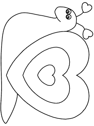 heartsnail valentines coloring pages u0026 coloring book
