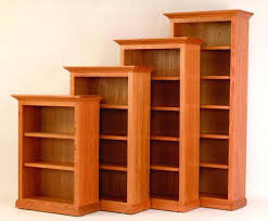 Cherry Wood Bookcase With Doors Bookcase Cherry Wood Bookcase With Doors Ameriwood 4 Shelf Glass
