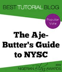 the aje butter u0027s guide to nysc place of primary assignment