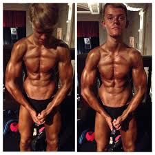 this 15 year old can bench press 165 fast forward ozy