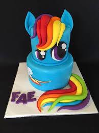 my little pony cake ideas rainbow dash cake twilight sparkle