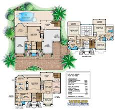 Three Story Townhouse Floor Plans by Three Story House Plans With Photos Contemporary Luxury Mansions