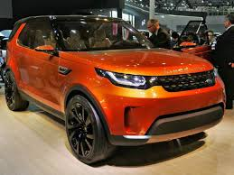 land rover discovery concept land rover moves on with discovery vision