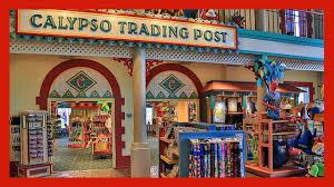Caribbean Beach Resort Disney Map by Calypso Trading Post At Disney U0027s Caribbean Beach Resort Youtube