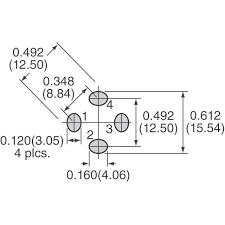 ctx5 4 r eaton inductors coils chokes digikey
