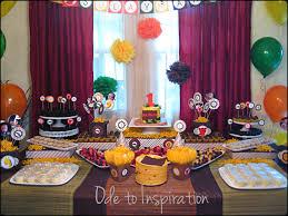 interior design cool birthday theme decoration ideas room design