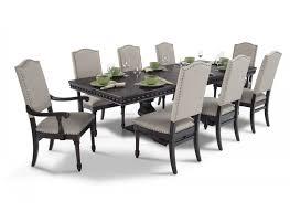 bobs furniture kitchen table set bristol 9 dining set dining room sets dining sets and bristol