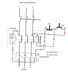 3 phase motor contactor wiring efcaviation com