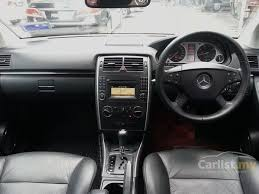 Mercedes B180 Interior Mercedes Benz B180 2010 1 7 In Penang Automatic Hatchback White