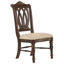 Dark Oak Wood Furniture City Furniture Tradewinds Dark Tone Round Table U0026 4 Wood Chairs