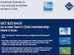 sam s club now accepts american express one mile at a time