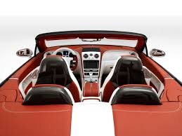 orange bentley interior top 50 luxury car interior designs