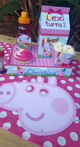peppa pig party supplies peppa pig party supplies decor gauteng johannesburg