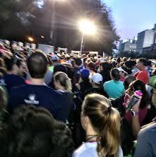 inaugural rock n roll brooklyn half marathon 2015 mat miles