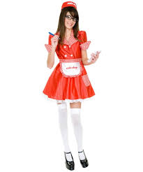 1950 Halloween Costume Soda Shop Waitress Teen Costume Soda Shop Costumes
