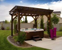 Aluminum Pergola Kits by Low Cost Easy Upkeep Pergola Aluminum Reinforced Vinyl Vs Timber