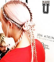 hair beading 20 of the coolest pierced braid looks to try this summer vogue