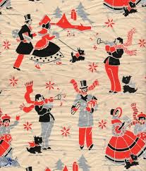 vintage gift wrap vintage gift wrap pinup antiques fashion collectibles