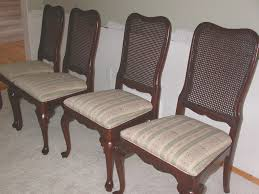Recovering Dining Room Chairs Top How To Recover Dining Room Chair Seats Home Design New Luxury