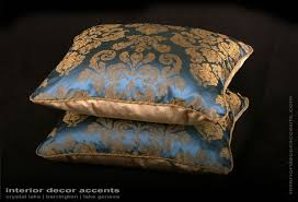 silk decor home accents scalamandre fortuny style silk damask lee jofa velvet accent pillows