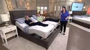 Sleep Number Adjustable Bed Frame Sleep Number Qseries 6 1 Ck Mattress Set W Adat U0026 Modular Base