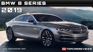 Bmw M8 Specs 2019 Bmw 8 Series Review Rendered Price Specs Release Date Youtube