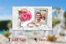 wedding wishes photo frame wedding photo frame android apps on play